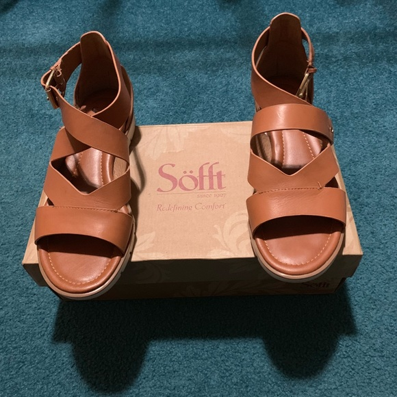 f4ad790a2 Sofft Mirabelle sandals. M 5bfb4c048ad2f94799c111ca